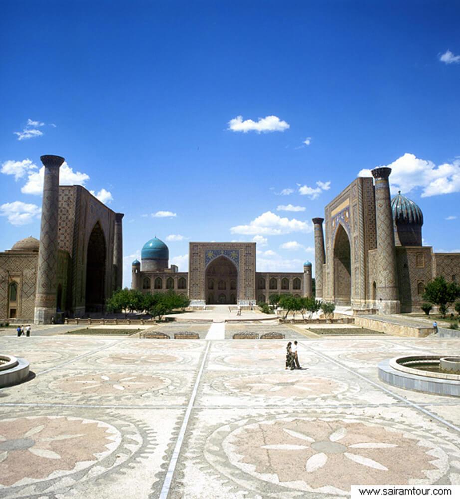 Silk Road tours, туры по шелковому пути