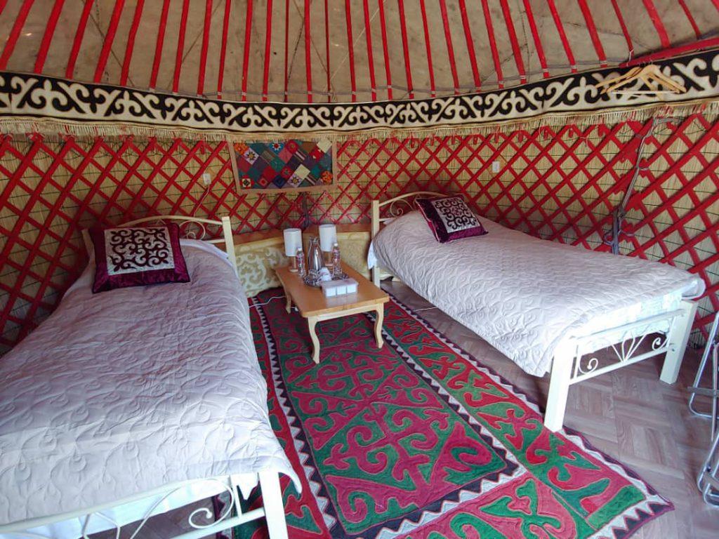 Yurt Complex Karkara