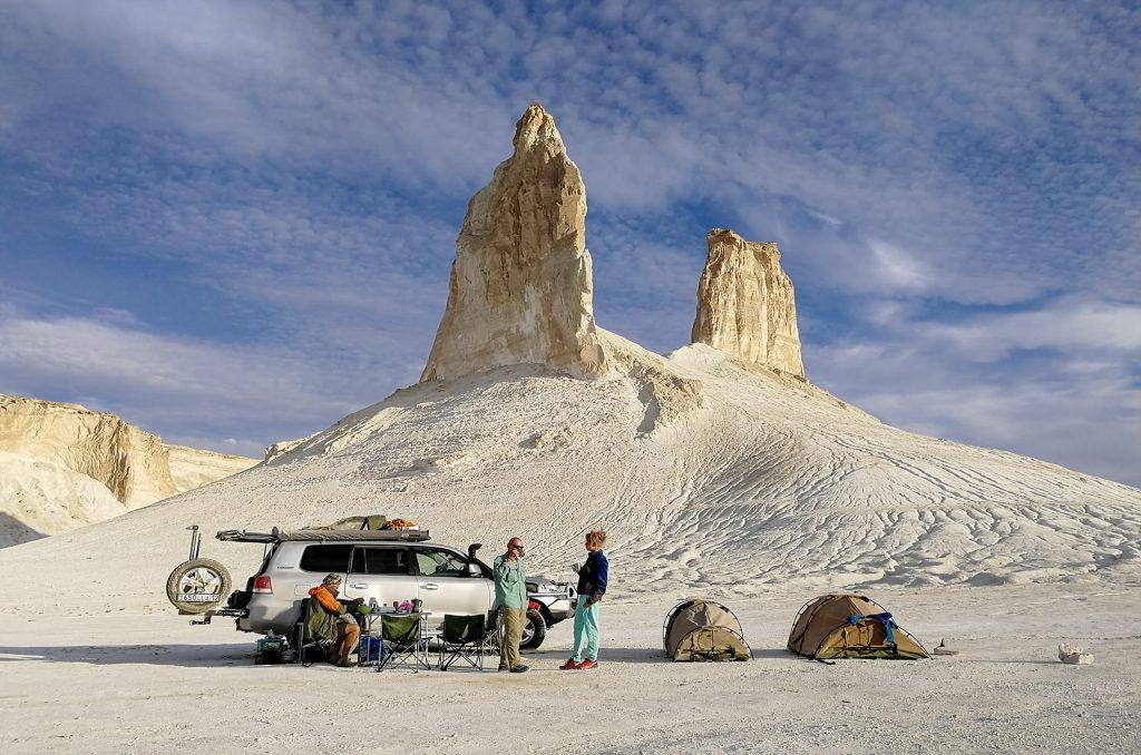 Каньон в Казахстане