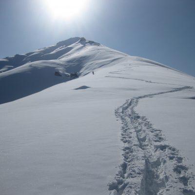 Heliski-in-Karakol