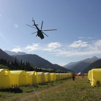Karkara Base Camp