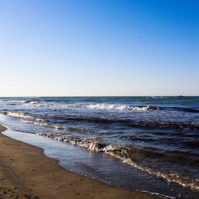 Kaspian sea