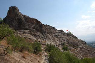 Osh-Sulaiman-mont