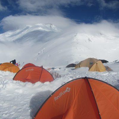 Razdelnaya-Peak