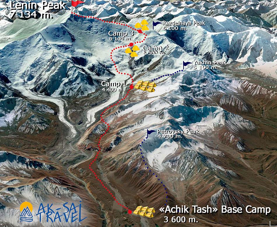 Camp4 Klettergurt : Expedition zum lenin pik bischkek u2039 ak sai travel u2013 silk