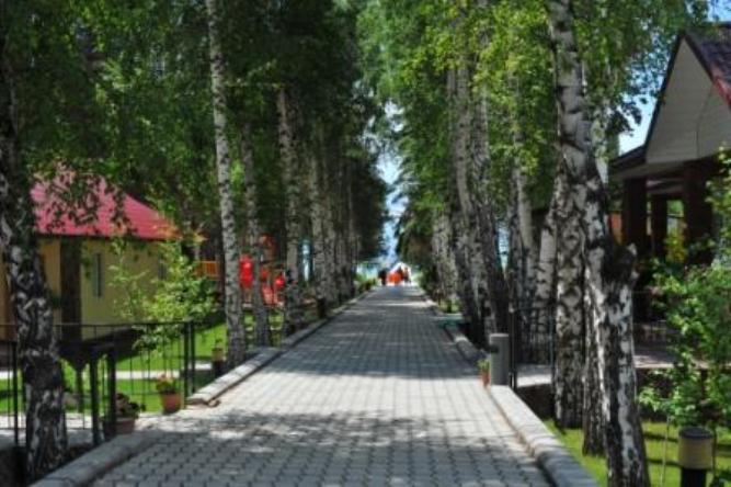 Path in hotel