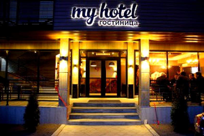 my-Hotel