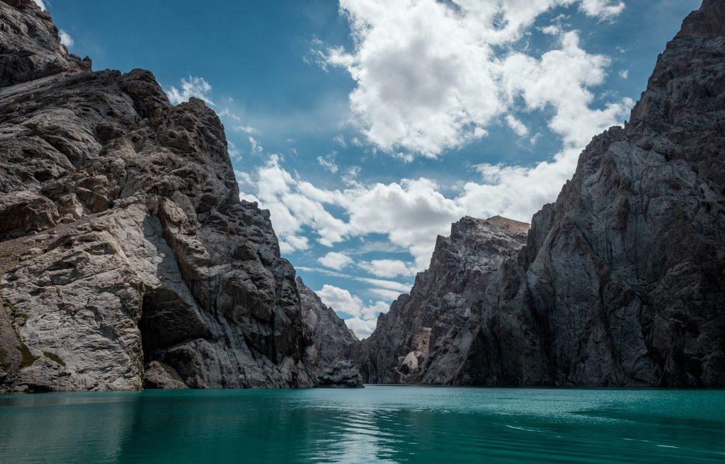 Kel Suu Lake