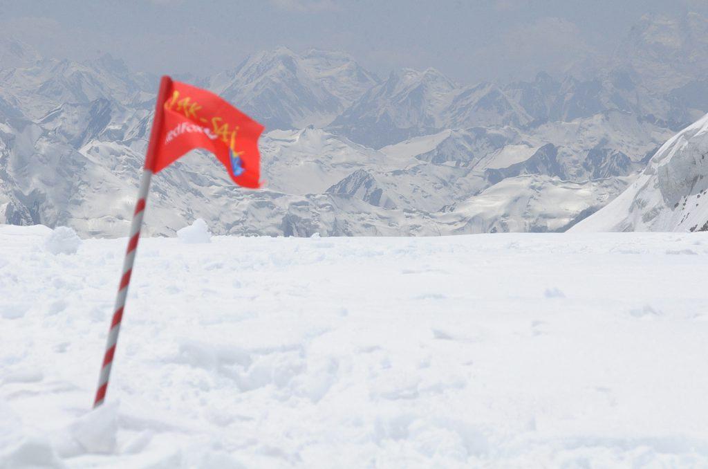 Ak-sai flag
