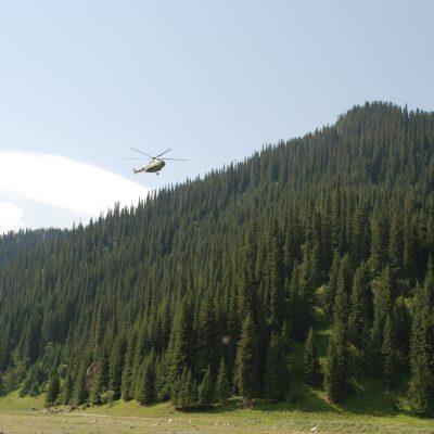 Вертолетная экскурсия