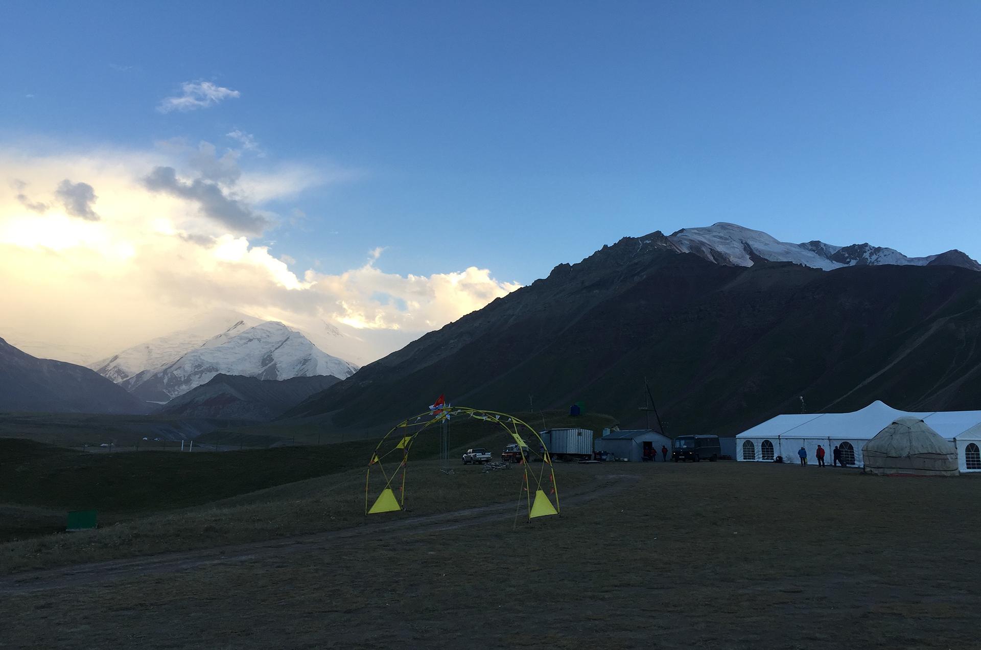 Lenin Peak Sky Race® ‹ Ak-Sai Travel – Silk Road tours