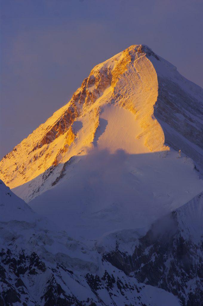Khan-Tengri-peak