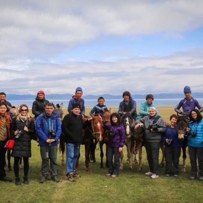 horseriding tour