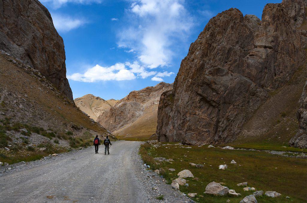 Road-in-Kara-Koun-range