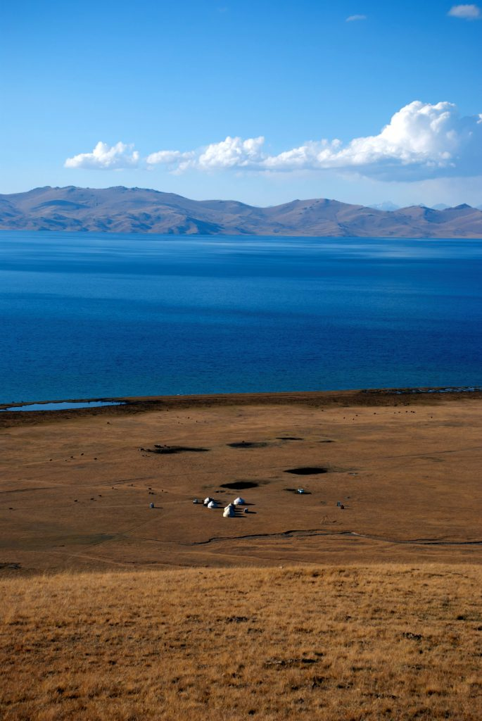 Son-Kul-lake