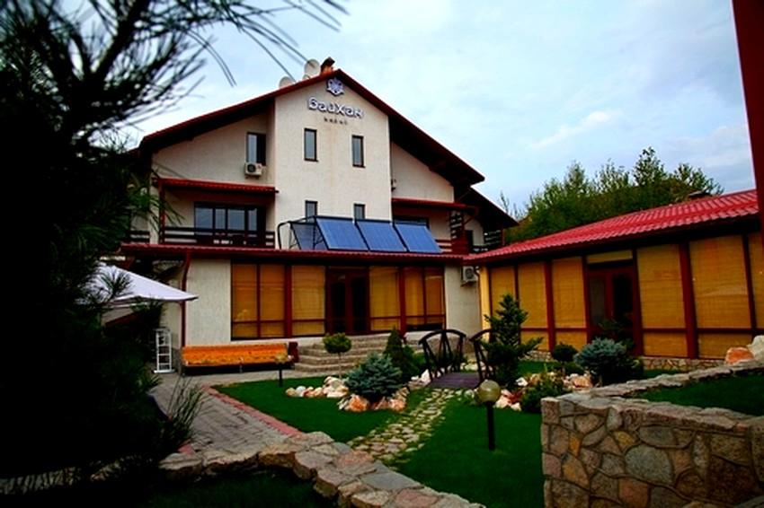 Hotel-Baikhan