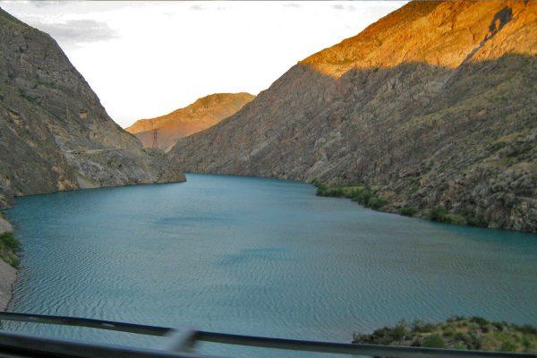 Sary-Chelek-lake